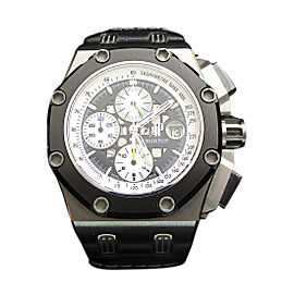 Audemars Piguet Royal Oak 26078IO.OO.D001VS.01 Titanium 44mm Mens Watch