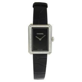 Chanel Boy-Friend H4883 Stainless Steel 21.5mm Womens Watch