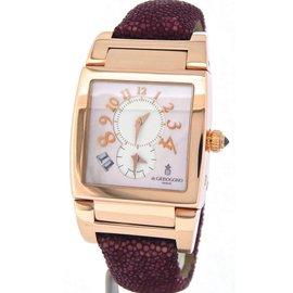 De Grisogono Instrumento Uno DF 18K Rose Gold 55mm Unisex Watch