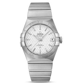 Omega Constellation 123.10.38.21.02.003 Stainless Steel Automatic 38mm Womens Watch