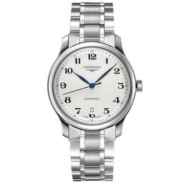 Longines Master L2.628.4.78.6 Stainless Steel Automatic 38.5mm Mens Watch