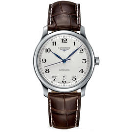 Longines Master L2.628.4.78.3 Stainless Steel Automatic 38.5mm Mens Watch