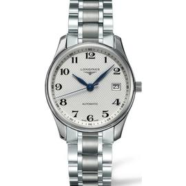 Longines Master L2.518.4.78.6 Stainless Steel Automatic 36mm Mens Watch