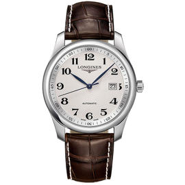 Longines Master L2.793.4.78.3 Stainless Steel Automatic 40mm Mens Watch