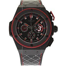 Hublot Big Bang Dwyane Wade 703.CI.1123.VR.DWD11 Ceramic / Rubber & Leather 48mm Mens Watch