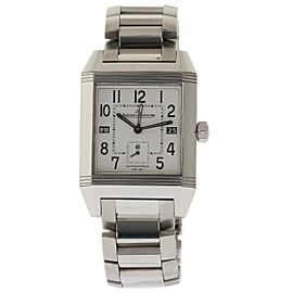 Jaeger-LeCoultre Reverso Squadra 230.8.77 Stainless Steel 35mm Mens Watch