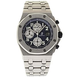 Audemars Piguet Royal Oak Offshore 25721ST.OO.1000ST.09 Stainless Steel Automatic 44mm Mens Watch