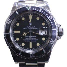 Rolex Submariner Date 1680 Stainless Steel 40mm Mens Watch 1978