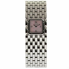 Cartier Panthere W61003T9 Stainless Steel 21mm Womens Watch