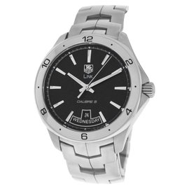 Tag Heuer Link WAT2010.BA0951 Stainless Steel Automatic 42mm Mens Watch