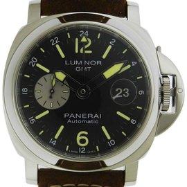 Panerai Luminor GMT PAM01088 Stainless Steel Automatic 44mm Mens Watch