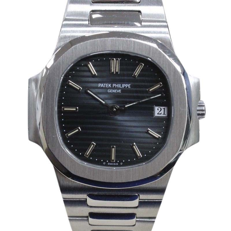 Patek Philippe Nautilus 3800 /1A Stainless Steel 37mm Mens Watch