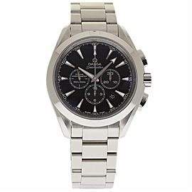 Omega Aqua Terra 231.10.44.50.01.001 Stainless Steel 44mm Mens Watch