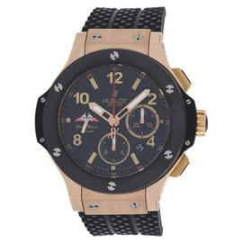 Hublot Big Bang Yachting Club de Monaco 301.PM.131.RX.TGA06 18K Rose Gold 44mm Mens Watch