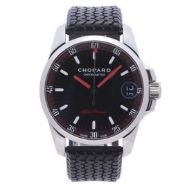 Chopard Mille Miglia 16/8997-3021 Stainless Steel Black Dial 44mm Mens Watch