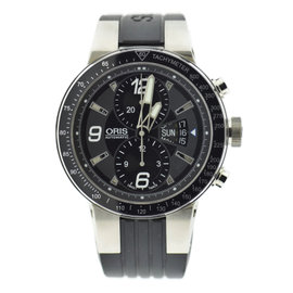 Oris Williams F1 Team 7614 Stainless Steel & Rubber Automatic 45mm Mens Watch