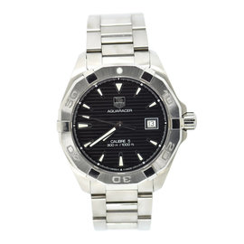 Tag Heuer Aquaracer WAY2110 Stainless Steel Automatic 40mm Mens Watch