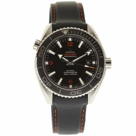 Omega Seamaster Planet Ocean 232.32.46.21.01.005 Stainless Steel / Rubber Automatic 45mm Mens Watch