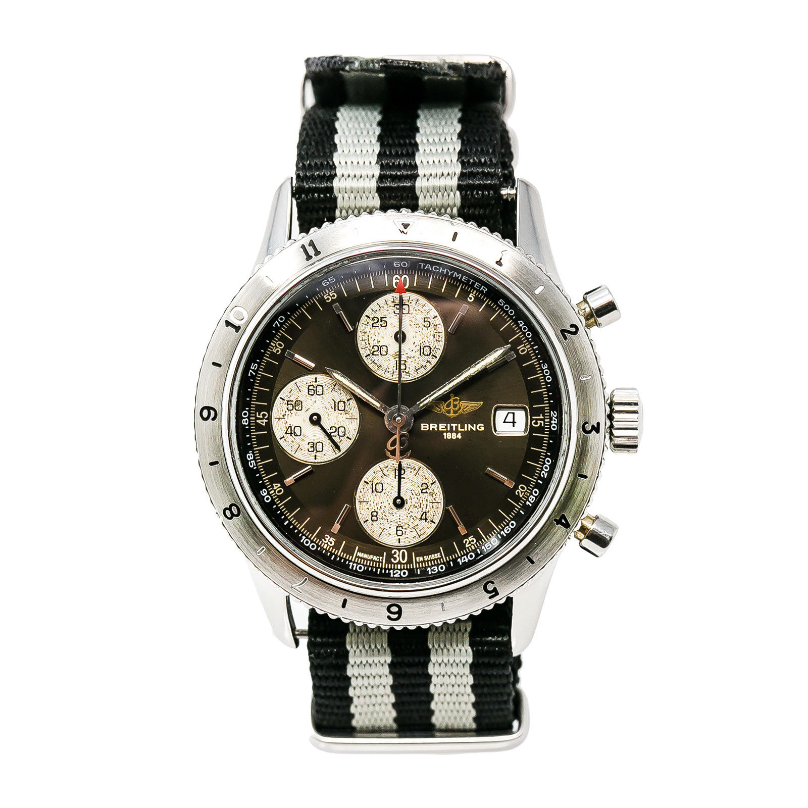 """Image of """"Breitling Navitimer A13023.1 Stainless Steel Automatic 40mm Mens Watch"""""""
