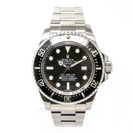 Rolex Sea-Dweller 116660 Stainless Steel/Ceramic Bezel Automatic 44mm Mens Watch