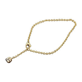 Cartier 18K Yellow, Rose & White Gold Baby Trinity Ball Bracelet
