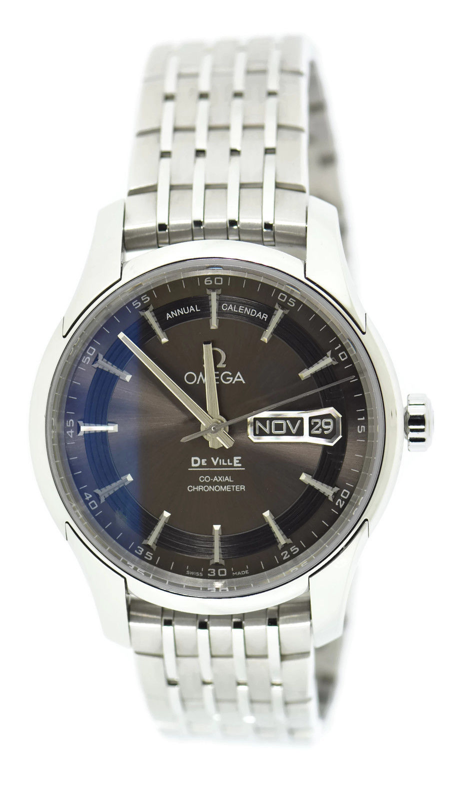"""Image of """"Omega DeVille Hour Vision 431.30.41.22.06.001 Stainless Steel 41mm"""""""