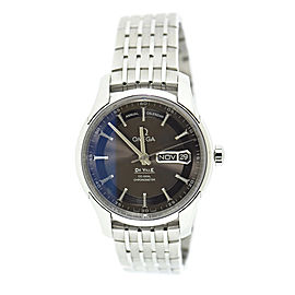 Omega DeVille Hour Vision 431.30.41.22.06.001 Stainless Steel 41mm Mens Watch