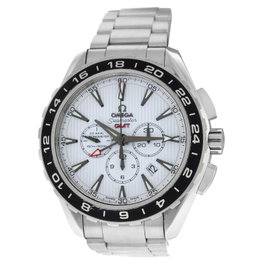 Omega Seamaster Aqua Terra 231.10.44.52.04.001 Stainless Steel Automatic 44mm Mens Watch