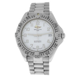 Breitling Colt A17035 Stainless Steel Automatic 38mm Mens Watch