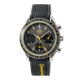 Omega Speedmaster Racing 326.32.40.50.04.001 Stainless Steel Automatic Grey Dial 40mm Mens Watch