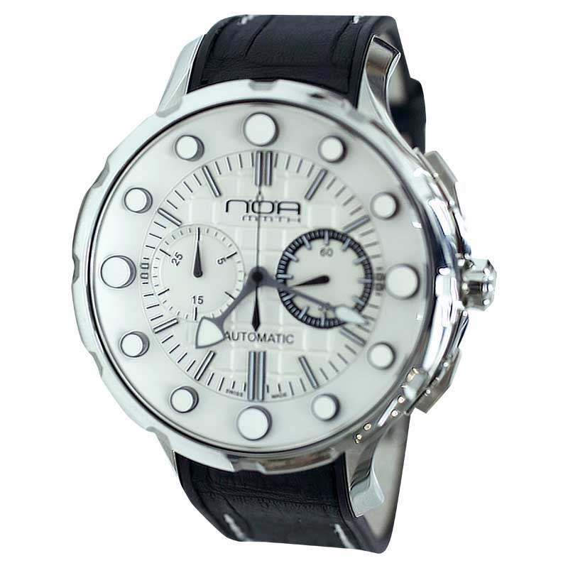 "Image of ""NOA Stainless Steel Watch"""