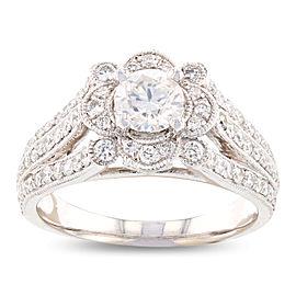 Platinum Diamond unity ring