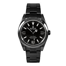 Rolex Explorer I PVD 40mm Watch