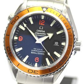Omega Seamaster Stainless Steel Automatic 44mm Watch