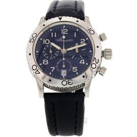 Breguet 3820 Type XX Transatlantique Platinum Automatic Flyback Watch