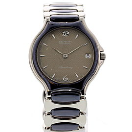 Zenith Ladies Stainless Steel Academy Automatic Watch