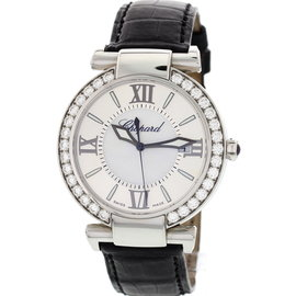 Chopard Imperiale 8531 Stainless Steel And Diamond Ladies Watch