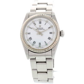Rolex Oyster Perpetual 67514 Stainless Steel Men's Watch