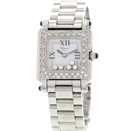 Chopard Happy Sport 27/8893-23 Stainless Steel Diamond Womens Watch