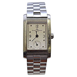 Baume & Mercier Hampton MV045139 Stainless Steel Womens Watch