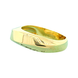 Tiffany & Co. 18K Italy Yellow Gold Ring Band