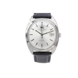 IWC Schaffhausen Automatic Stainless Steel Men's Watch
