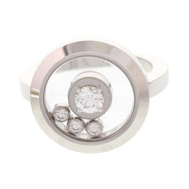 Chopard 18K White Gold & Diamond Ring