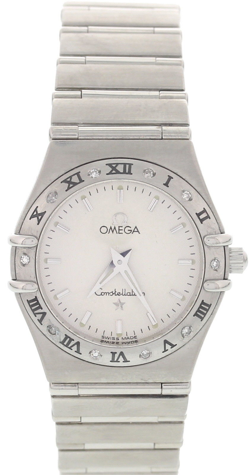 """Image of """"Omega Constellation Stainless Steel Womens Watch"""""""