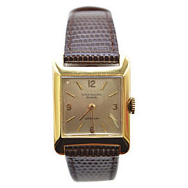 Patek Philippe Geneve/Gubelin 18K Solid Gold Unisex Watch