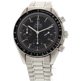 Omega Speed Master Chronograph 3510.50 Stainless Steel Mens Watch