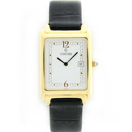 Concord 18K Yellow Gold 25mm Unisex Watch