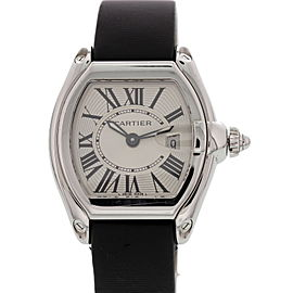Cartier Roadster 2675 Stainless Steel 31 mm Womens Watch