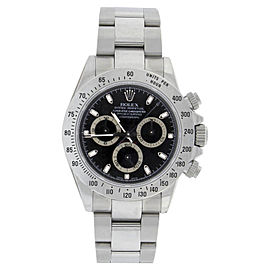 Rolex Daytona 116520 Stainless Steel 40 mm Mens Watch