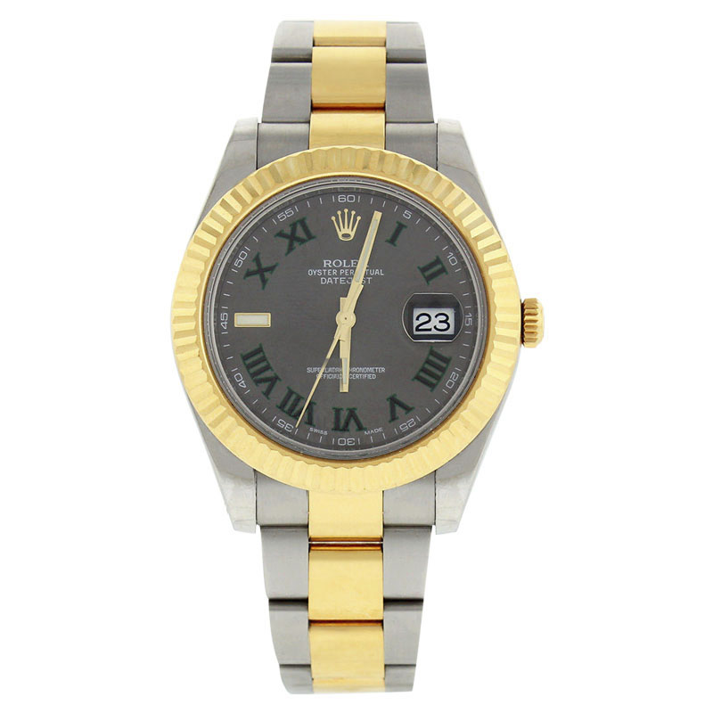 """Image of """"Rolex Oyster Datejust 116333 Stainless Steel & 18K Yellow Gold 41mm"""""""